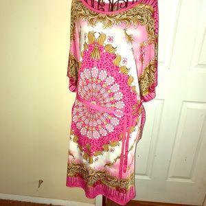 Dresses & Skirts - Colorful Grecian Kaftan, OS